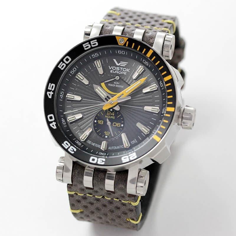 VOSTOK EUROPE(ボストーク ヨーロッパ) エネルギア  自動巻き YN84-575A539 メンズ 腕時計
