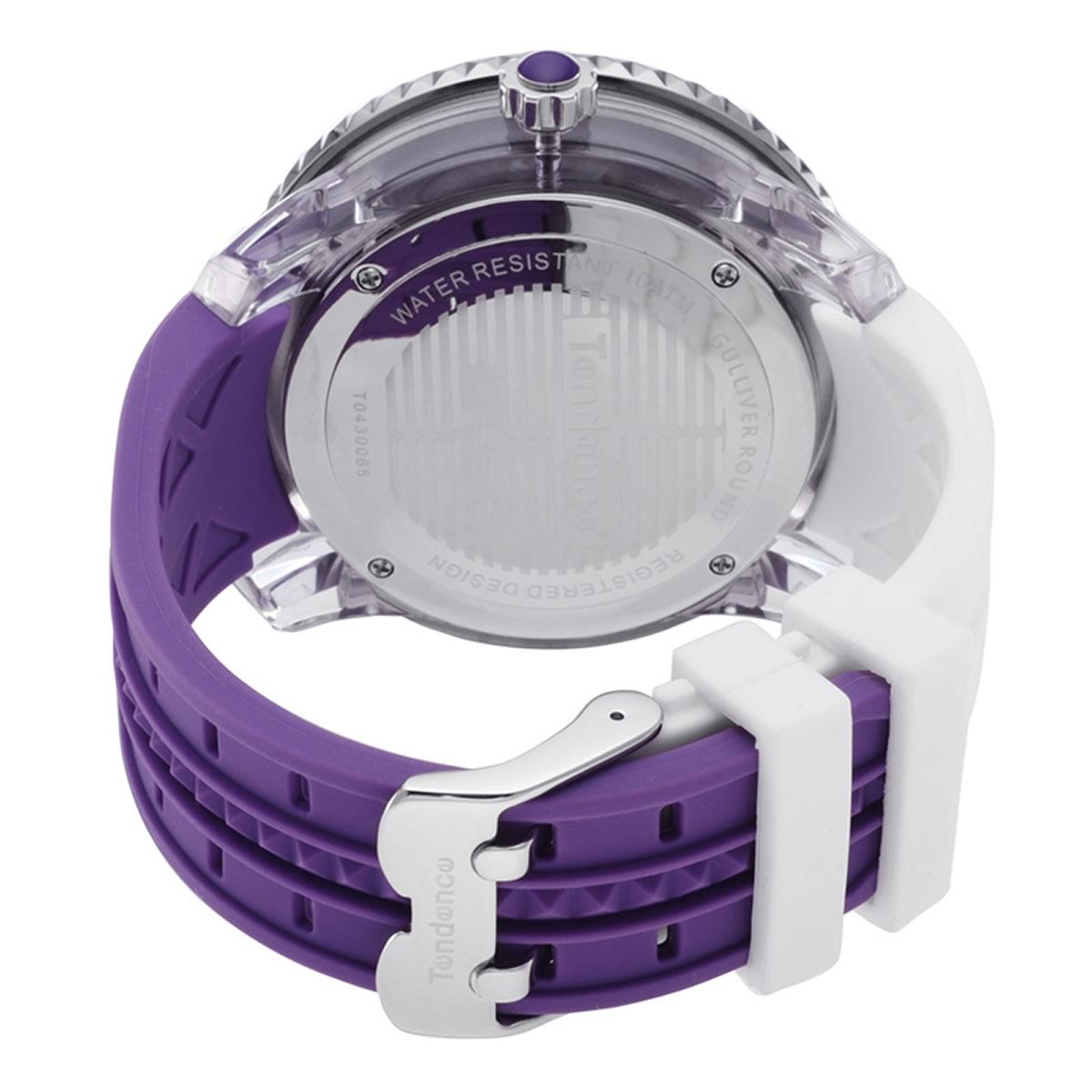テンデンス腕時計 側面