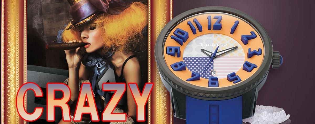 Tendence(テンデンス)CRAZY(クレイジー) 腕時計