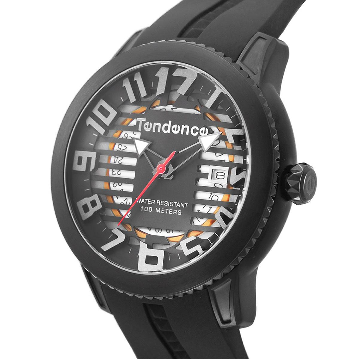 テンデンス tendencety013002 文字盤