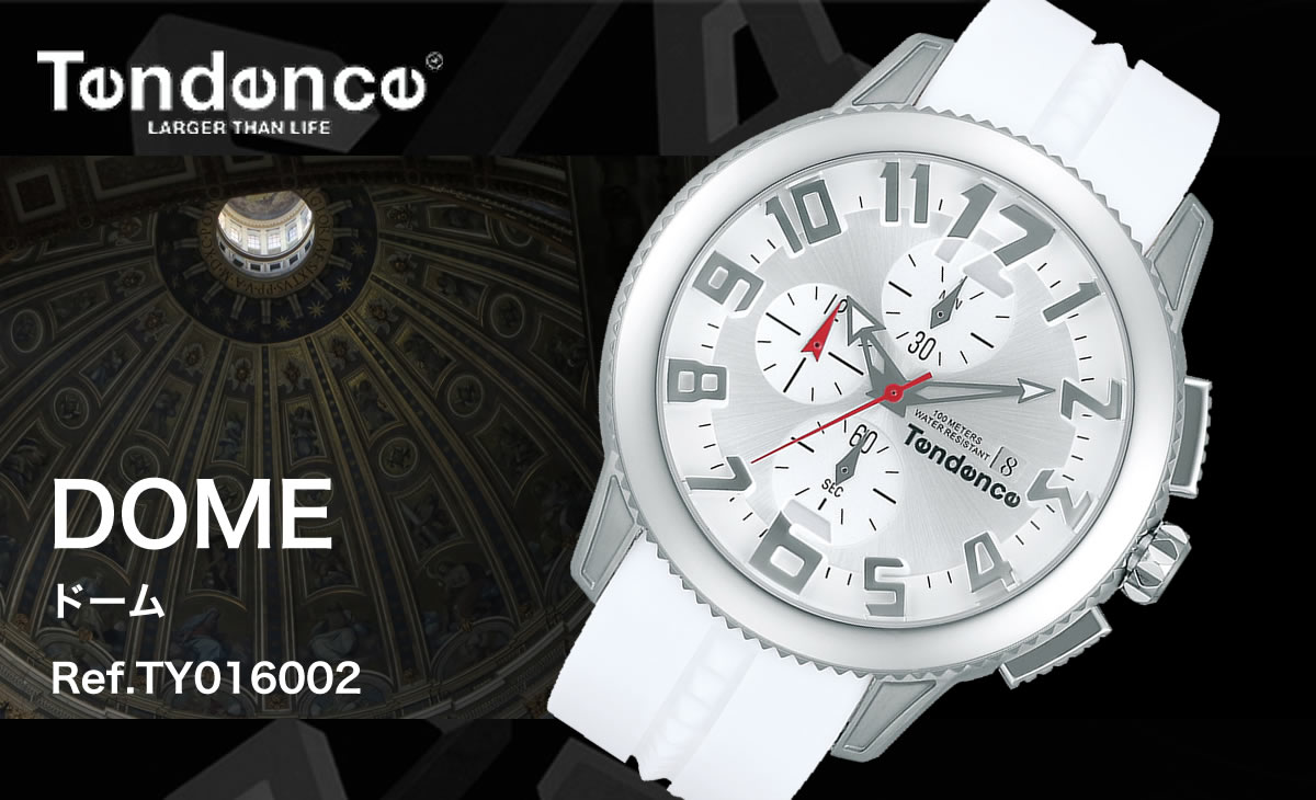 Tendence DOME tendencety016002