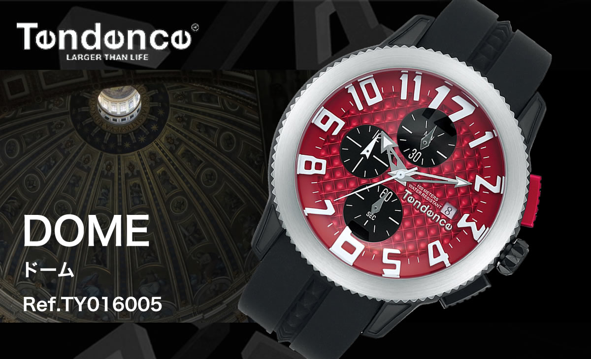 Tendence DOME tendencety016005