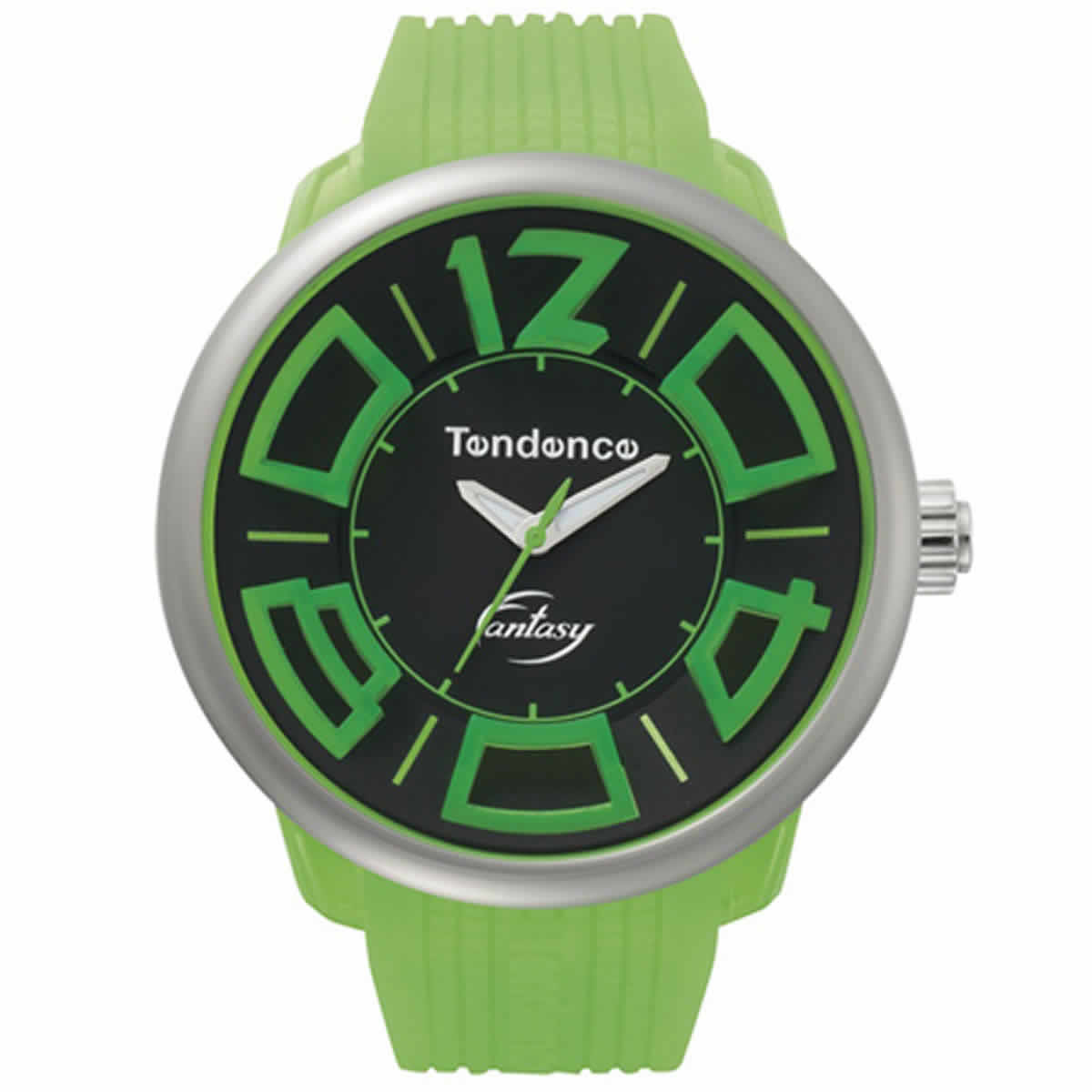 Tendence(テンデンス)FANTASY(ファンタジー)FLUO TG632003 グリーン×ブラック