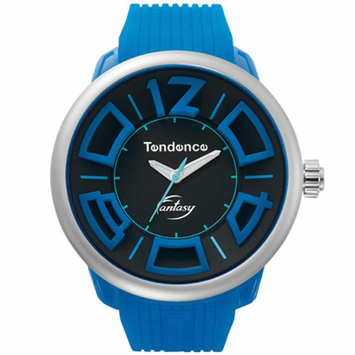 Tendence(テンデンス)FANTASY(ファンタジー)FLUO TG632004 ブルー×ブラック