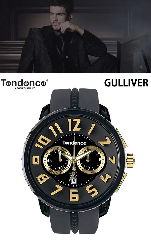 スイス発ブランド テンデンス Tendence ガリバー 腕時計