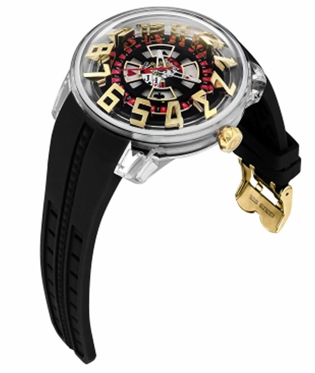 テンデンス腕時計 キングドーム