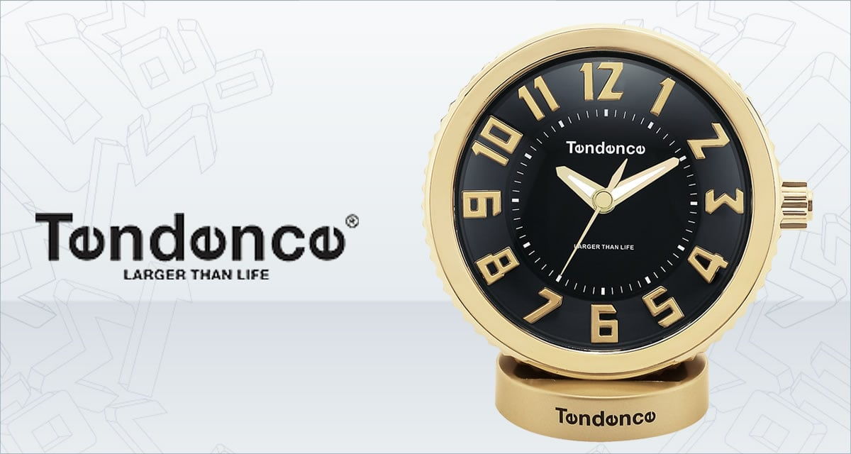 Tendence Table CLOCK tendencetp429915