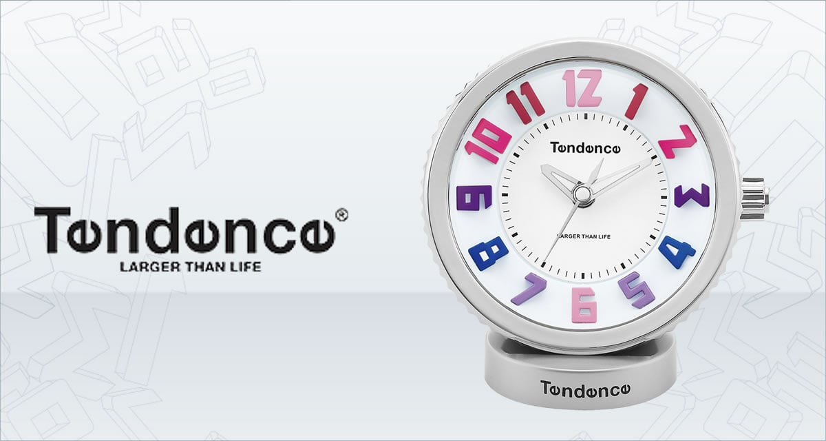 Tendence Table CLOCK tendencetp429916