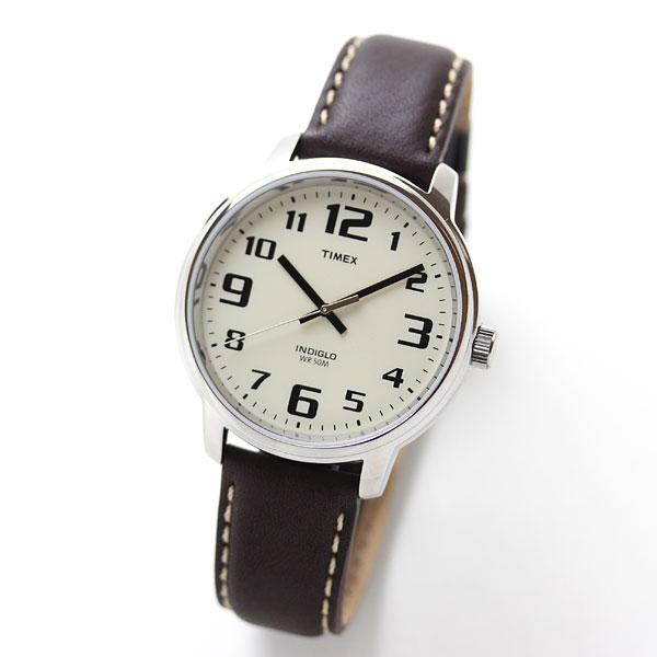 TIMEX タイメックス 腕時計 ビッグ イージーリーダー