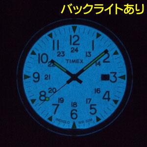 TIMEX タイメックス インディグロナイトライト