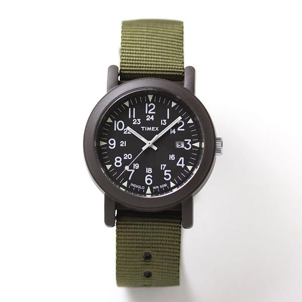 TIMEX タイメックス 腕時計 スタイリッシュ オーバーサイズキャンパー 詳細