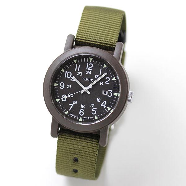 TIMEX タイメックス 腕時計 オーバーサイズキャンパー
