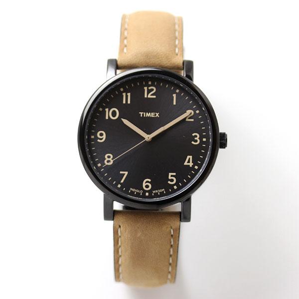 TIMEX タイメックス 腕時計 スタイリッシュ モダンイージーリーダー 詳細