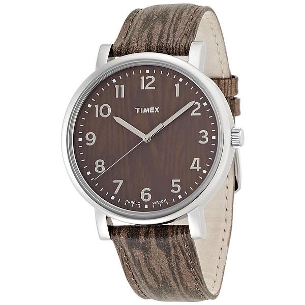 TIMEX(タイメックス)クラシック・ラウンド ウッド T2P221