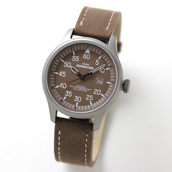 TIMEX タイメックス 腕時計 エクスペディション ミリタリーフィールド