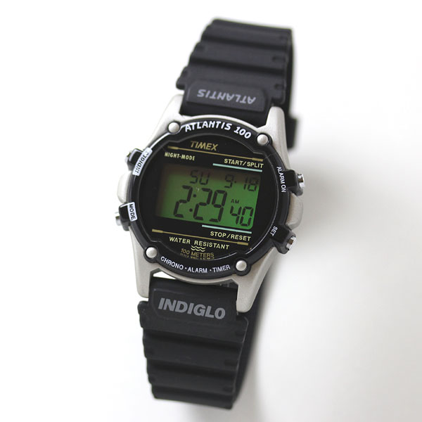 TIMEX タイメックス 腕時計 アトランティス