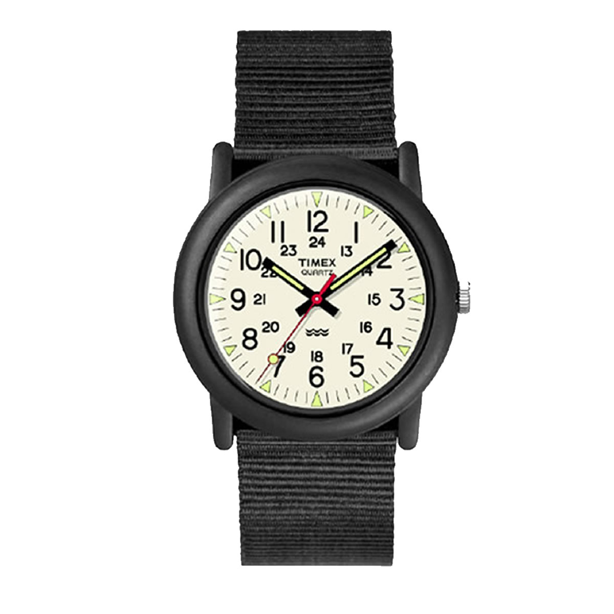 TIMEX Camper  JAPAN Limited ブラック 34mm TW2P59700 機能詳細