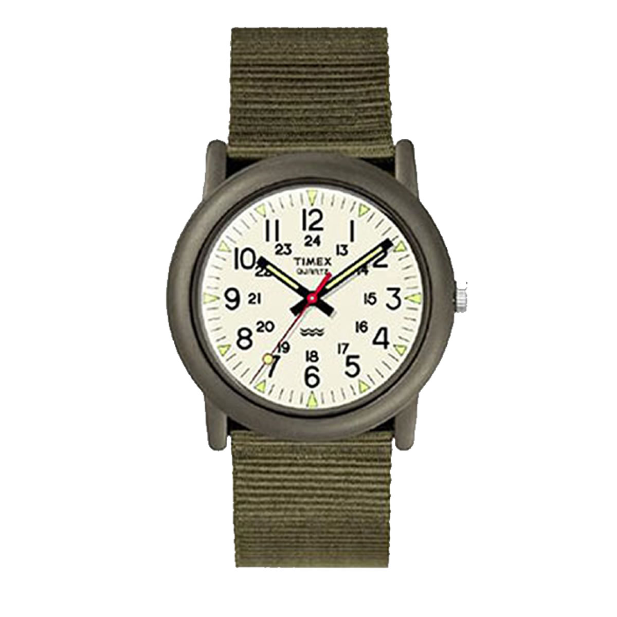 TIMEX Camper  JAPAN Limited カーキ 34mm TW2P59800 機能詳細