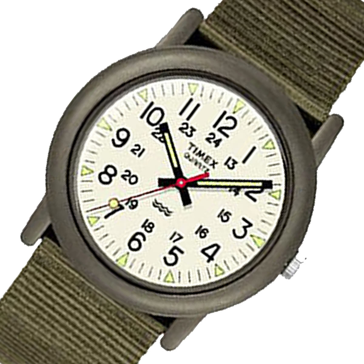 TIMEX Camper  JAPAN Limited カーキ 34mm TW2P59800