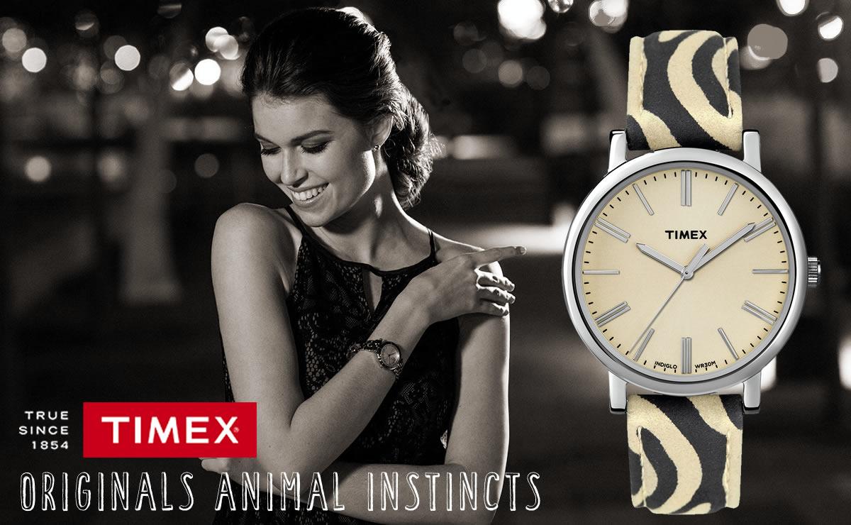 TIMEX  オリジナル  アニマル tw2p69700