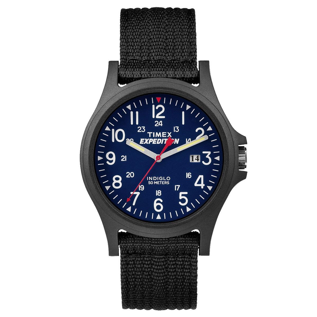 TIMEX Expedition  ACADIA ネイビー×ブラック 41mm TW4999900