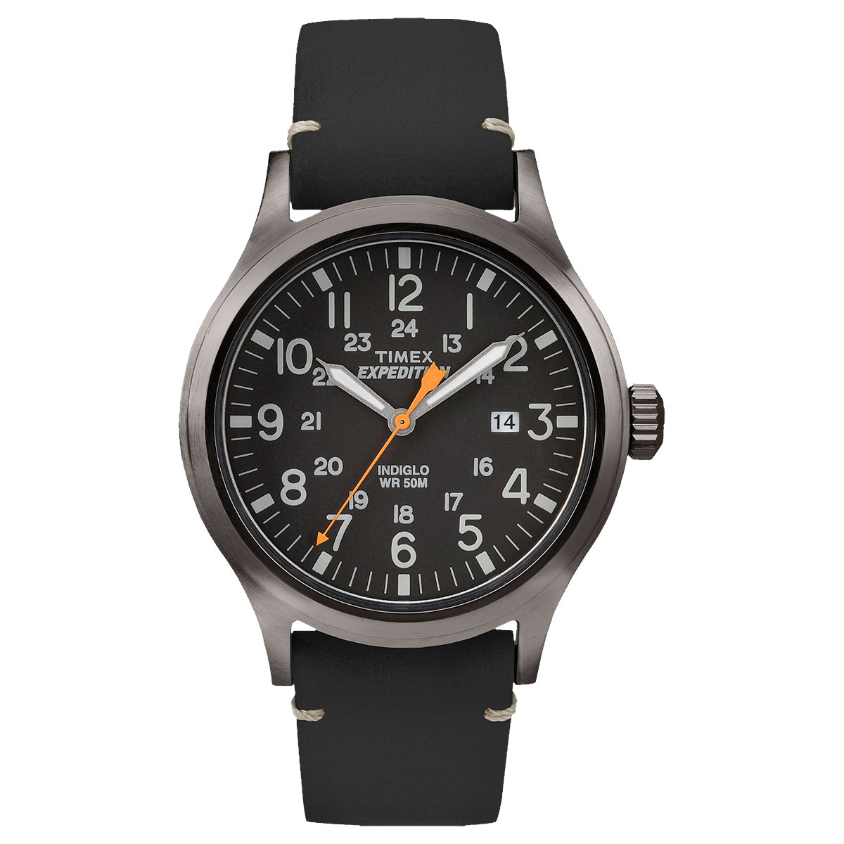 TIMEX Expedition  SCOUT ブラック 40mm TW4B01900