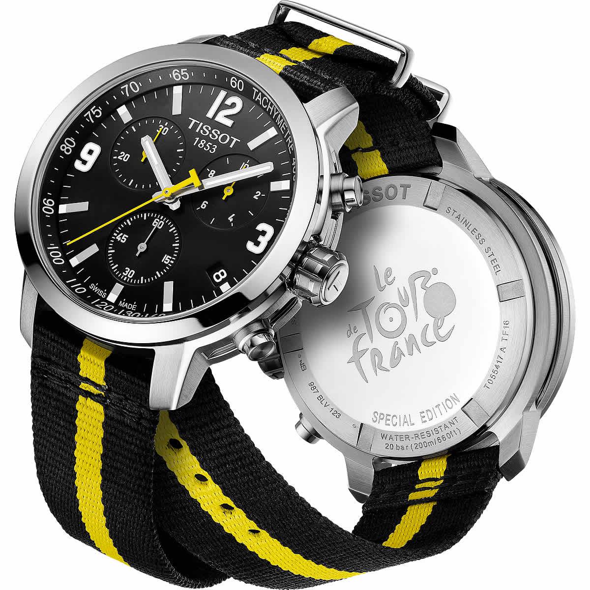 ティソ ツールド フランス 時計
