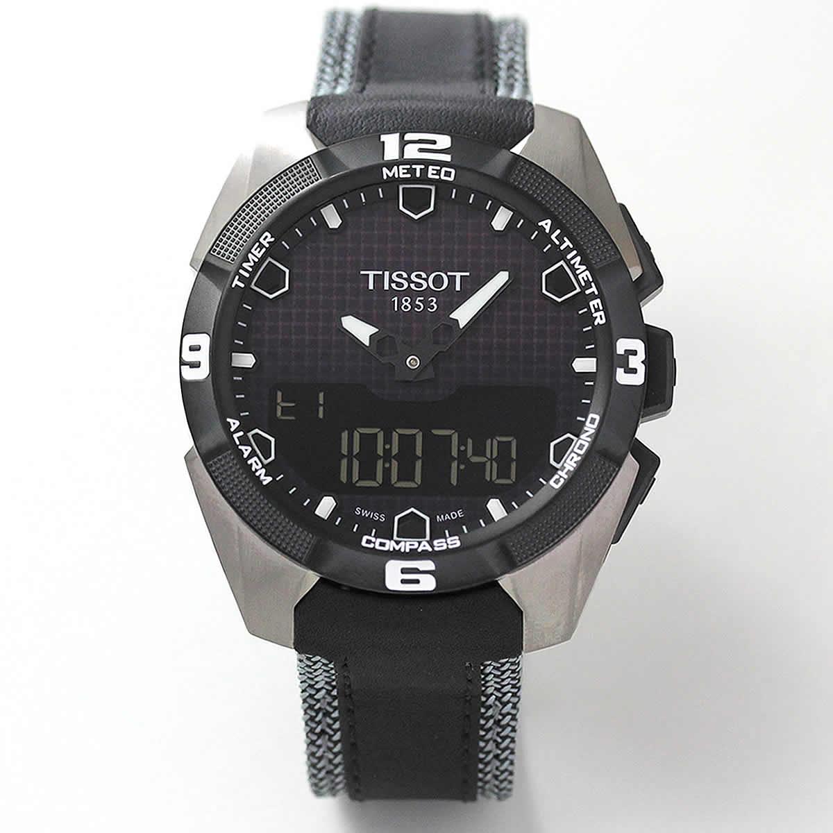 スイスブランド ティソ腕時計