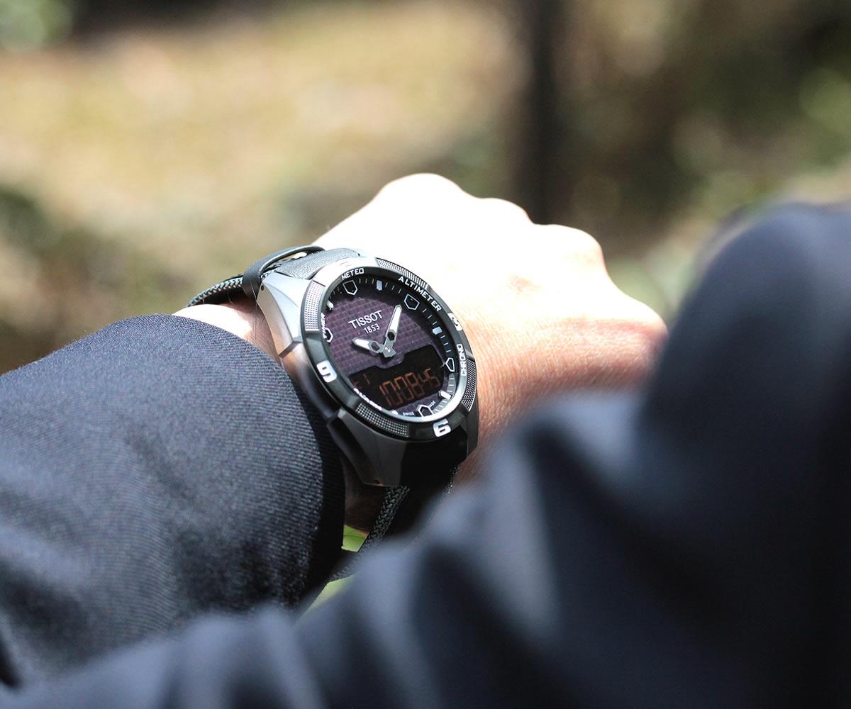 ティソ メンズ 時計 T091.420.44.051.00
