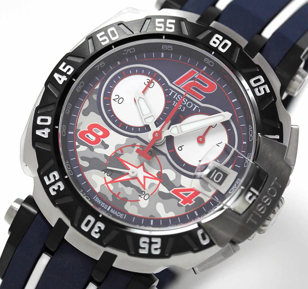 タキメーター クロノグラフ 腕時計