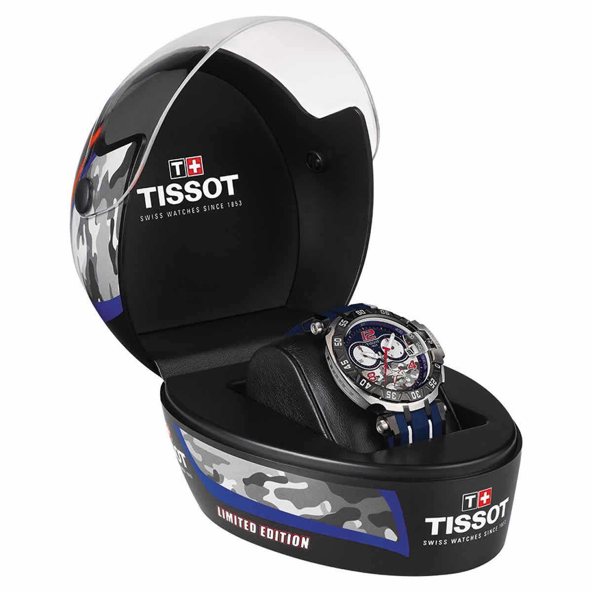 TISSOT T-RACE NICKY HAYDEN 2016