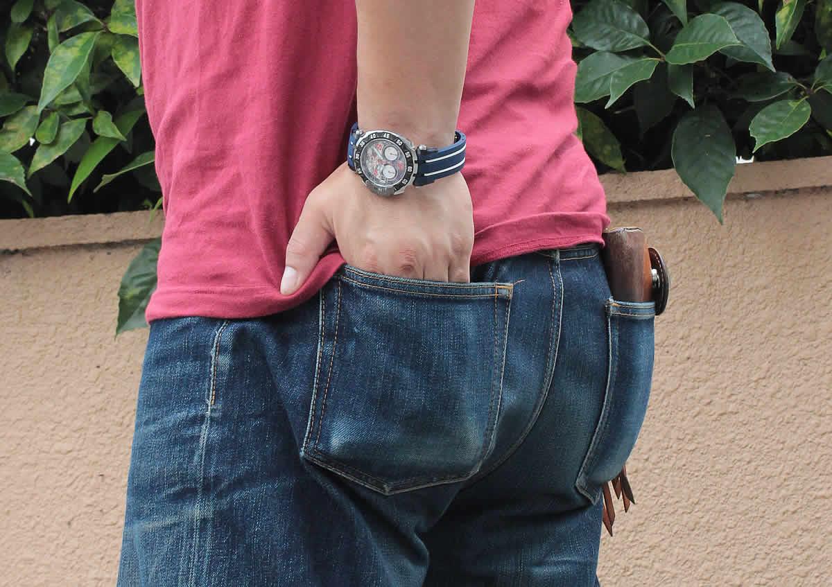 レーサー バイク好き 腕時計