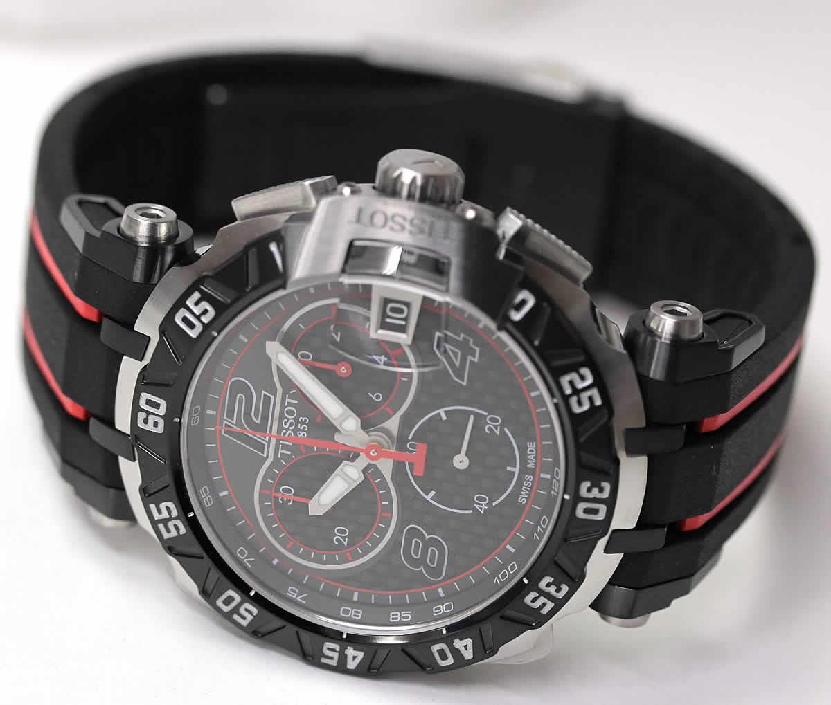 ティソ メンズ クロノグラフ 男性用 腕時計