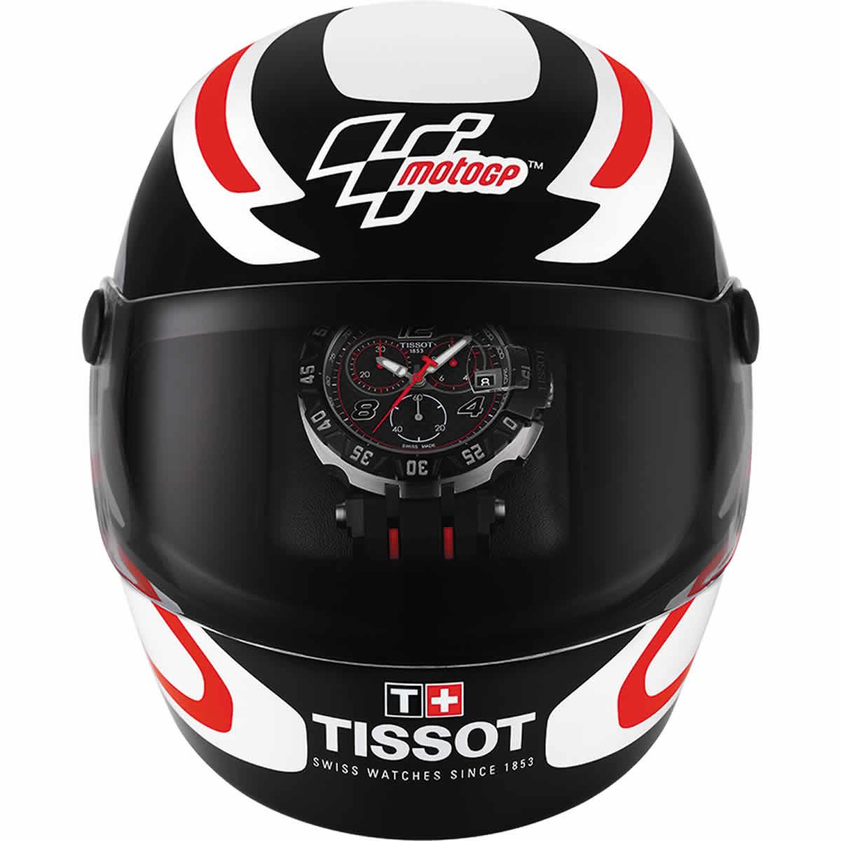 ティソ TISSOT ヘルメット型腕時計