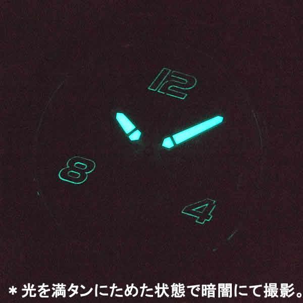ティソ 蓄光 腕時計