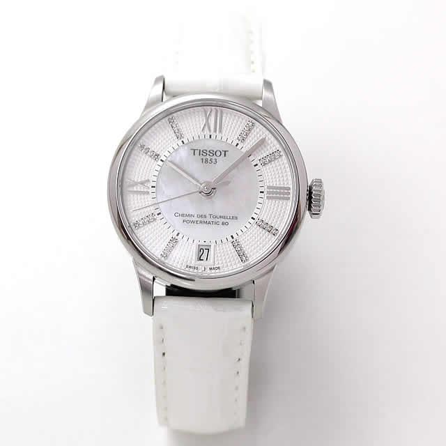 80時間のパワーリザーブ腕時計