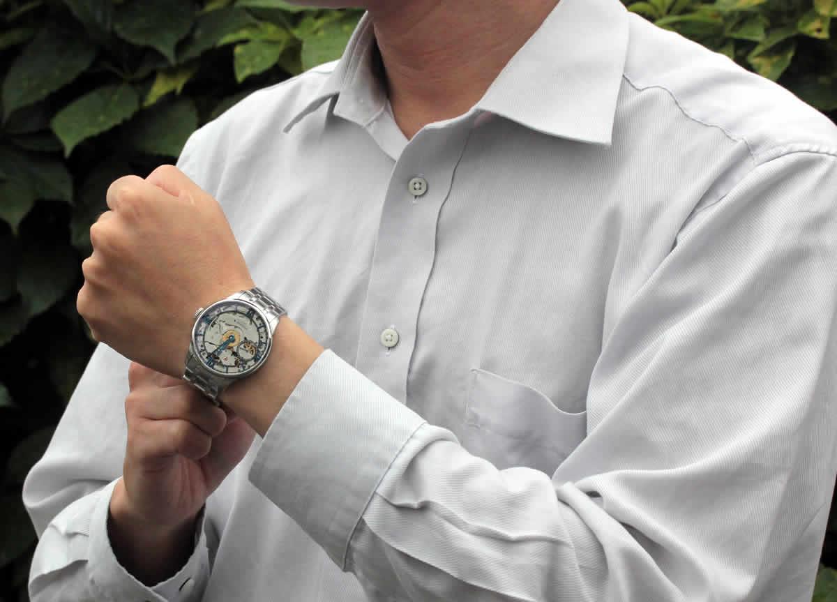 TISSOT ティソ 男性 腕時計