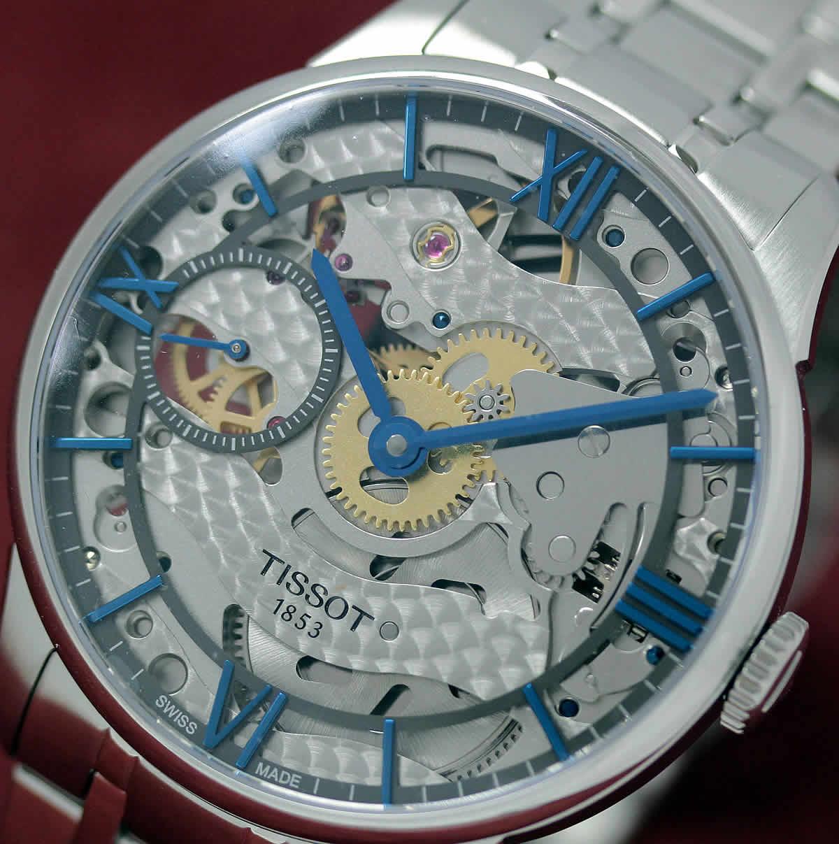 ティソ シャミン・ドゥ トゥレル 腕時計