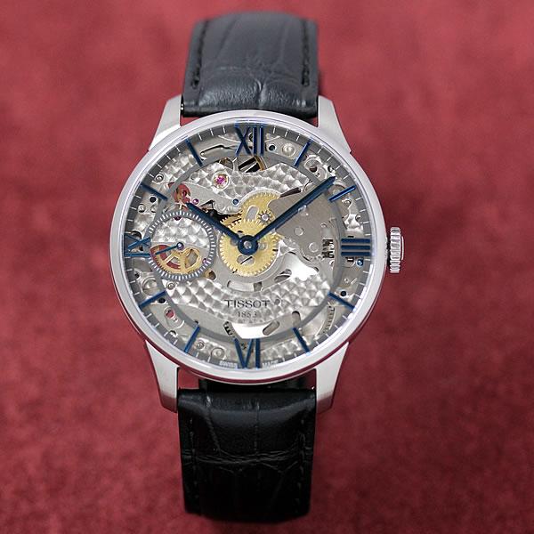 ティソ シャミン ドゥ トゥレル 時計 ウォッチ 手巻き式