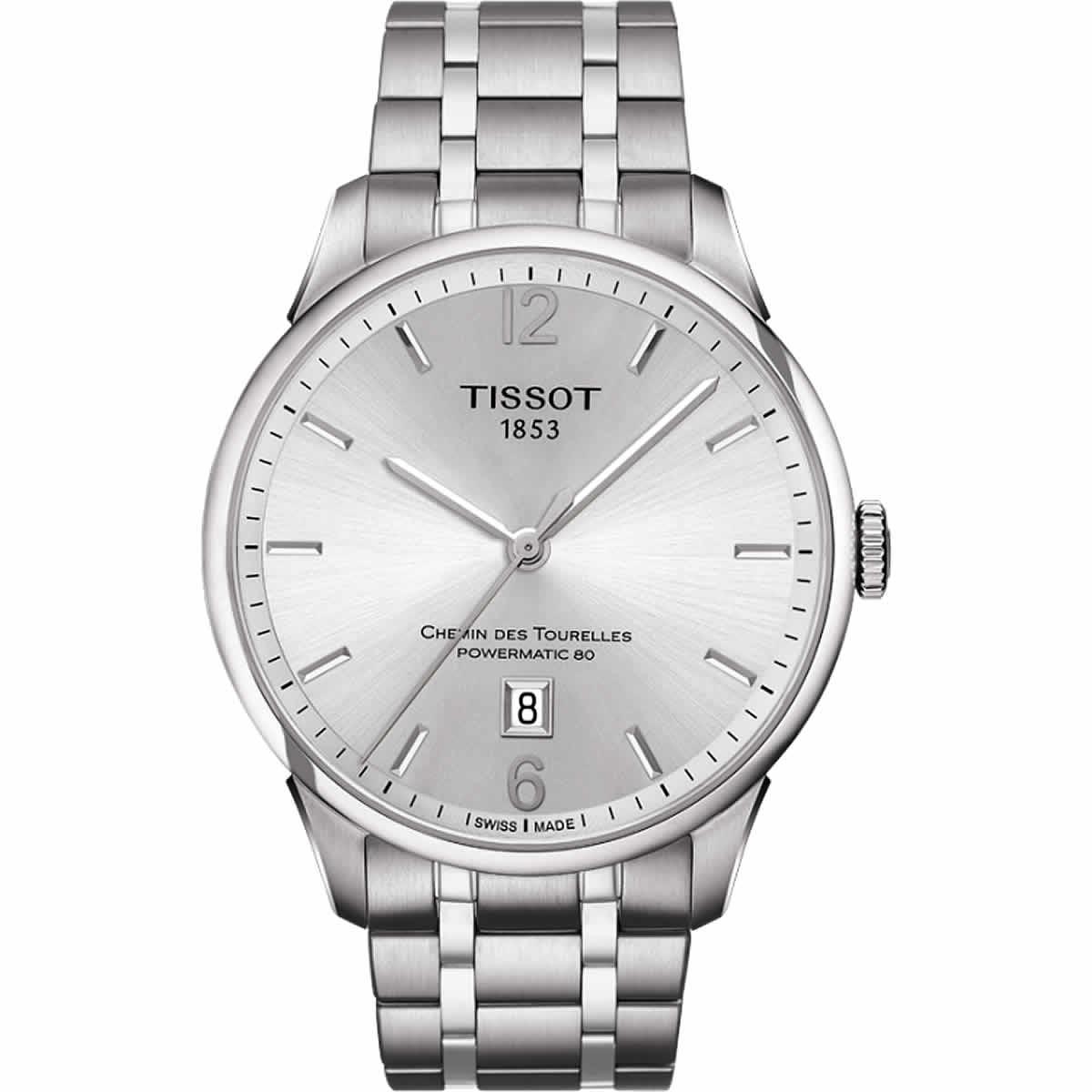 Tissot(ティソ) CHEMIN DES TOURELLES  (シャミン・ド・トゥレル )t0994071103700