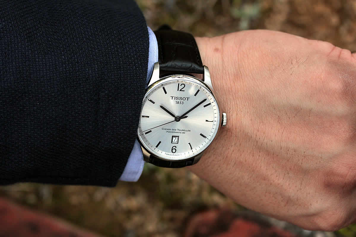 AUTOMATIC GENT)T099.407.16.037.00