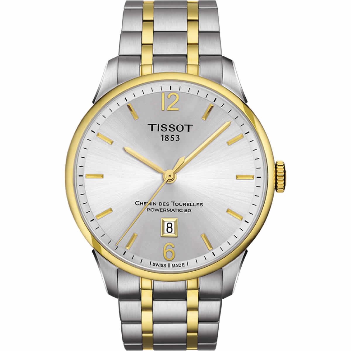 Tissot(ティソ) CHEMIN DES TOURELLES  (シャミン・ド・トゥレル )t0994072203700