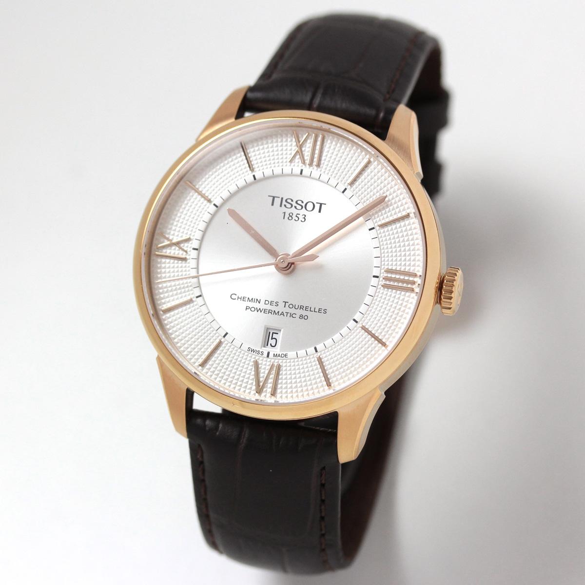 Tissot(ティソ) CHEMIN DES TOURELLES t0994073603800