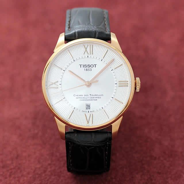 Tissot(ティソ) CHEMIN DES TOURELLES  (シャミン・ド・トゥレル )t0994083603800