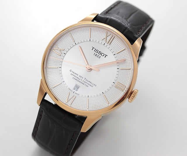 ティソ 自動巻き 男性用腕時計t0994083603800