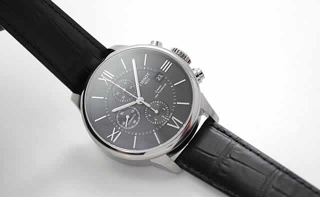 ティソ 自動巻き 男性用腕時計t0994271605800