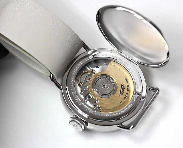 機械式腕時計 ティソ