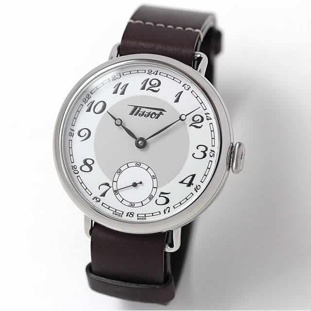 TISSOT(ティソ) メンズウォッチ 腕時計 ヘリテージ1938 t1044051601200