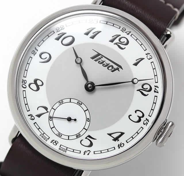 TISSOT ティソ 手巻き 腕時計