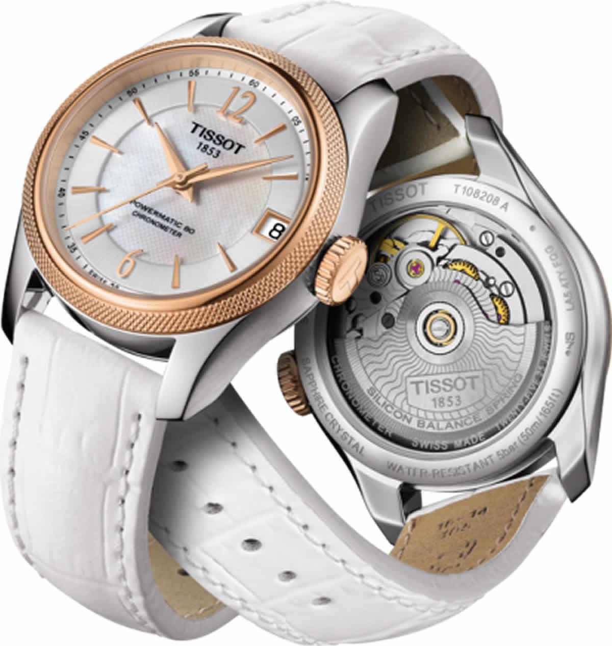 TISSOT(ティソ) Ballade Automatic (バラード オートマティック)腕時計 女性用腕時計